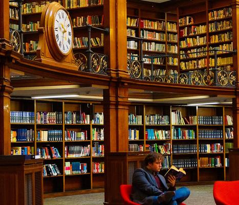Библиотеки будущего   Формы, средства и методы pro-движения чтения и книги в библиотеках   Scoop.it