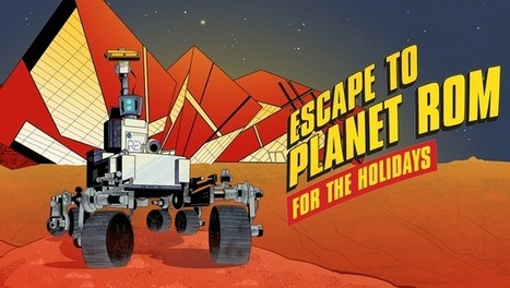 Escape to Planet ROM for the Holidays; December 26th - January 3rd in Toronto, ON | Space Conference News | Scoop.it