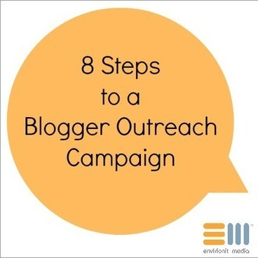 8 Steps to a Blogger Outreach Campaign   Public Relations & Social Media Insight   Scoop.it