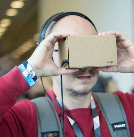 The classroom of the future: We went on a virtual field trip with Google Cardboard | Programming and planning documentation | Scoop.it