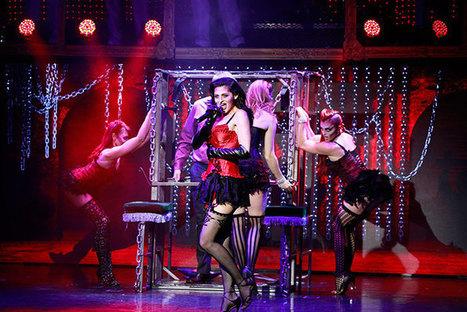 Sequin Saturday: Theater Set Design | Vegas Show History | Scoop.it