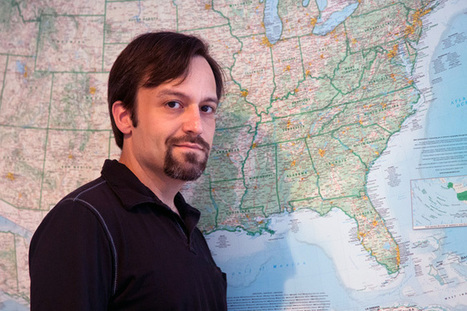 Meet the Man Who Wants to Teach the World to Make Maps - Wired Science | Enseignement - Formation | Scoop.it