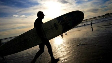 The Surfing Workout: A Balancing Act | euclidesdacunha.org | Scoop.it