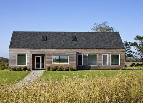 Passive House Retreat in Rhode Island | sustainable architecture | Scoop.it