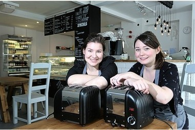 Toast sisters get chance of a slice of awards action - Nottingham Post | News from Libya | Scoop.it