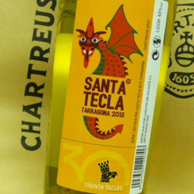 Santa Tecla 2015 | liqueur Chartreuse | Scoop.it