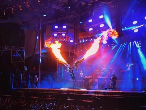 Rammstein приступили к записи нового альбома | Full magazine feed | Scoop.it