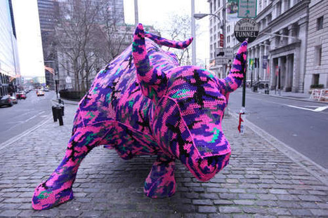 fizmarble » This Is Yarn Bombing!!! | Muse Junction | Scoop.it