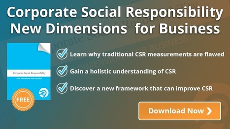 Corporate Social Responsibility: 5 Ways to Improve Stakeholder Engagement   Go Open Government   Scoop.it