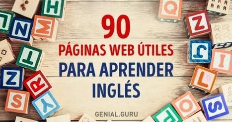 90Páginas web útiles para aprender inglés | e-Learning, Diseño Instruccional | Scoop.it