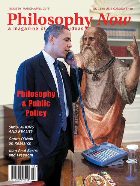 Philosophy Now Apr 2013 - Policy & Reality | tic's en filosofía | Scoop.it