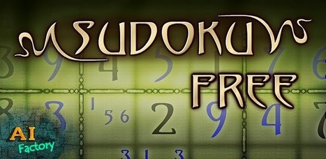 Sudoku Free - Android Market | Best of Android | Scoop.it