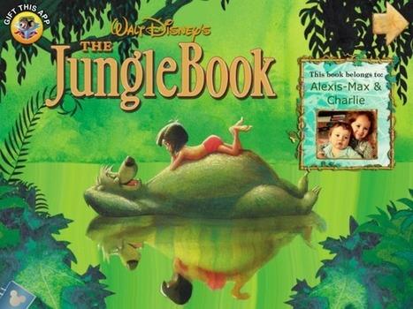 Disney's Jungle Book is Now an iPad App | iPadApps | Scoop.it