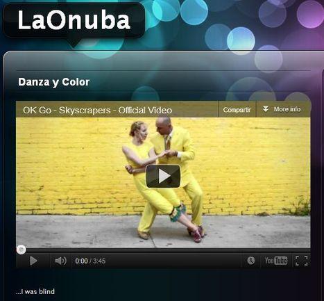 Danza y Color | educARTE | Scoop.it