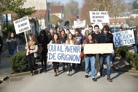 Vent de fronde contre l'arrivée possible du PSG à Grignon | Agronomie sur le web | Scoop.it
