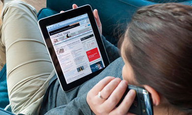 More than half of Britons access news online | Educational Technology - Yeshiva Edition | Scoop.it