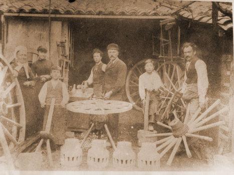 Un atelier de charron (Apt, 1883) | Rhit Genealogie | Scoop.it