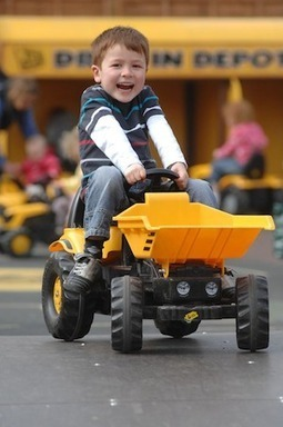 JCB Kids launches 'Fresh Air Campaign' | Toy World Magazine | Kids Furniture and Nursery | Scoop.it