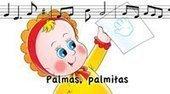 Palmas, Palmitas. Canciones infantiles para niños y bebés | tania lopez | Scoop.it