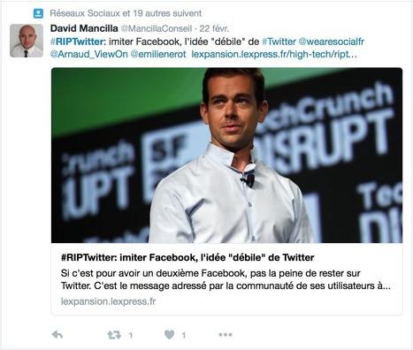 La question qui tue : la marque Twitter peut-elle réellement disparaître ? | HeureuxQuiCom' | Scoop.it