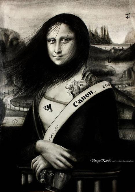 Les dessins ultra-réalistes de Diego Fazio | ARTS, design, dessin, inspiration, tendances, BD, illustration, photographie | Scoop.it