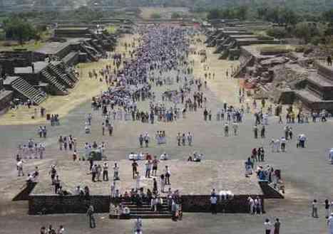 El INAH prepara los yacimientos arqueológicos para elequinoccio.   Mexico   Scoop.it
