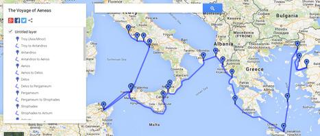 The Voyage of Aeneas | Literatura latina | Scoop.it