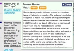 Apache Hadoop Operations at Scale   EEDSP   Scoop.it