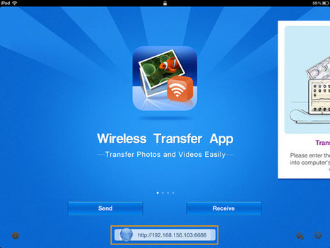 How to Share Videos Between Two iPads with Wi-Fi   iPads in Education Daily   Scoop.it