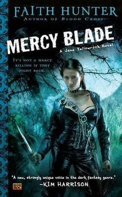 Lecture toute une Aventure: Mercy Blade ( Jane Yellowrock 3) by ... | voyage imaginaire | Scoop.it