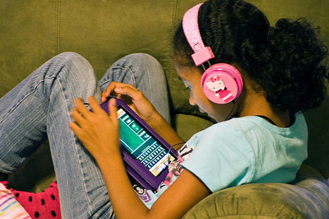 Kindle vs. Books? Children Just Don't See It That Way (Op-Ed) - LiveScience.com | Digital or print books | Scoop.it