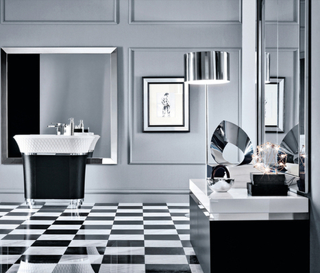 24 Modern Design Bathroom Washbasins and Stands | Augusta Interiors - Global Inspirations | Scoop.it
