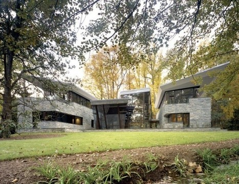 Glenbrook Residence by David Jameson Architect | sustainable architecture | Scoop.it