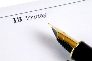 Statistically Speaking, Is Friday the 13th Really Unlucky? | Modern Atheism | Scoop.it