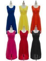 Wholesale Ladies Solid High Low Dress - at - AllTimeTrading.com | Summer Dresses | Scoop.it