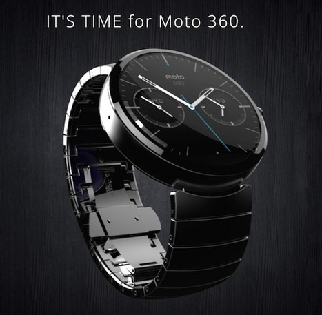 Motorola Moto 360 Smartwatch Price in India – Specs, Features, Images & Release date - Techpanorma.com | Tech News | Mobile Gadgets News | Scoop.it