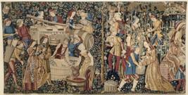 Les vendanges tapisserie | Musée de Cluny | Le Vin et + encore | Scoop.it