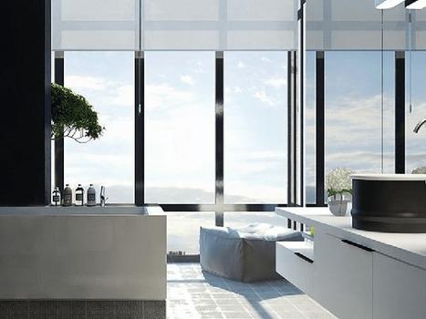 20 salles de bain de rêve qui flirtent avec la nature | décoration & déco | Scoop.it