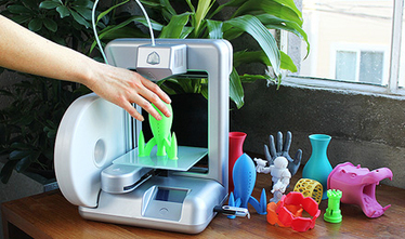 Cube 3D Printer | A home 3D printer to turn your ideas into real objects | Verdens Bedste Klasse (VBK) | Scoop.it