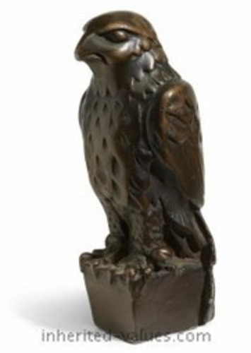 Lessons From The Maltese Falcon | Inherited Values | Antiques & Vintage Collectibles | Scoop.it
