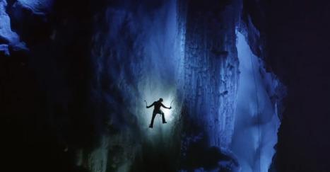 ICE FALL: Night Ice Climbing | Scandinavian Frost Giants | Montagne TV | Scoop.it