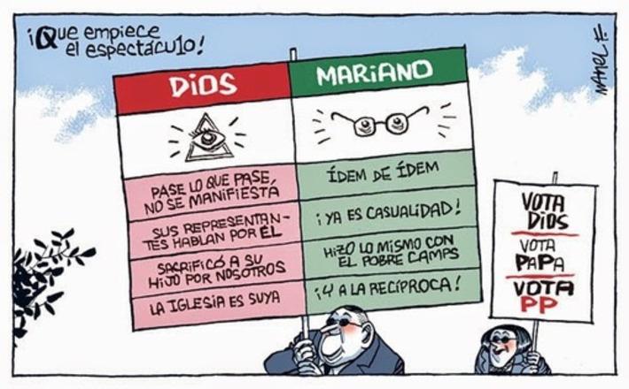 Diario de un ateo: Españoles de primera, españoles de segunda | Partido Popular, una visión crítica | Scoop.it