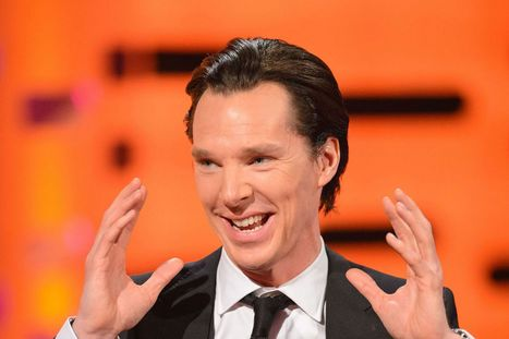 Benedict Cumberbatch set to drive fans wild on Top Gear | Benedict Cumberbatch News | Scoop.it
