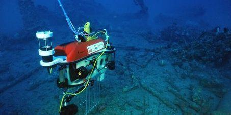 Un nouveau robot archéologue sous-marin en 2015 | L'observateur du patrimoine | Scoop.it