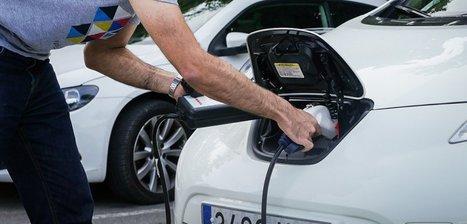 Nissan Leaf: dos semanas conviviendo con un coche 100% eléctrico   Energia   Scoop.it