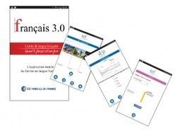 Télécharger l'application français 3.0 | Le centre de langue française | Didactique et Enseignement | Scoop.it