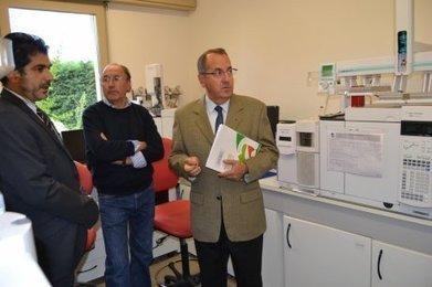 Le préfet visite Vinopôle | Agriculture en Gironde | Scoop.it