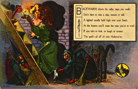 Collecting Halloween: The history of Halloween postcards and costumes | Asia | Scoop.it