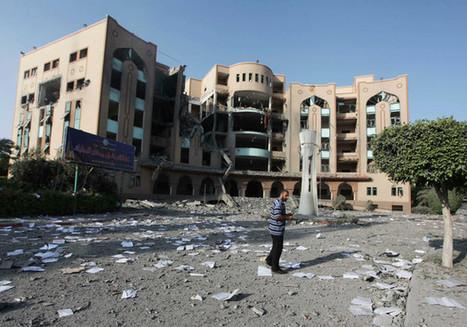 Writing to overcome trauma in Gaza   Palestine   Scoop.it
