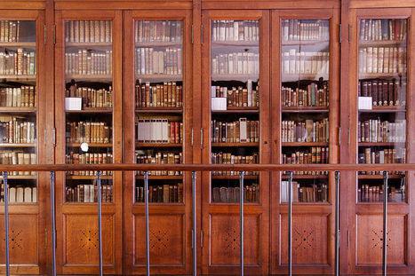 La Bibliothèque Sainte-Geneviève modifie son règlement pour autoriser la photographie personnelle. Et la vôtre ? | Clic France | Scoop.it